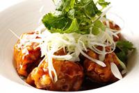 本日の前菜6種盛り合わせ 料理6品 杏仁豆腐 マンゴープリン 黒胡麻のアイスクリーム
