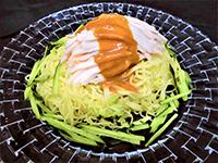 棒棒鶏涼麺